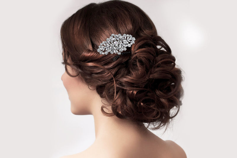 Mallory Bridal Comb - product image