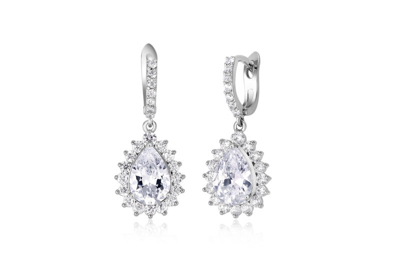 Shea Bridal Earrings - product image