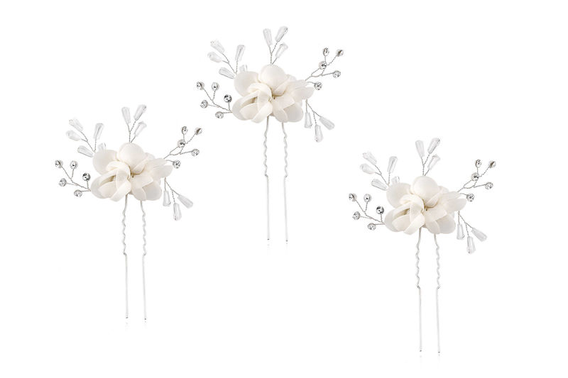 Libby Bridal Hair Pins - product image