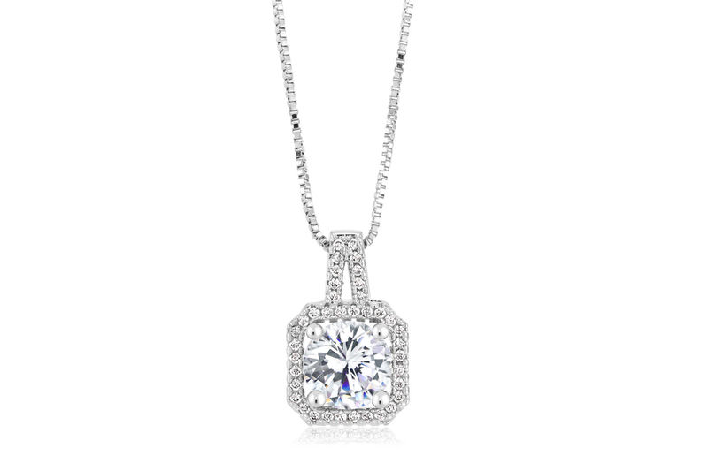 Regan Bridal Necklace - product image