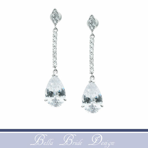 Layla,Bridal,Earrings,Weddings,Jewelry,chandelier_earrings,crystal_earrings,bridal_earrings,wedding_earrings,CZ_earrings,bridesmaids_earrings,bridal_jewelry,drop_earrings,statement_earrings,wedding_jewelry,rhinestone_earring,crystal_earring,long_crystal_earring