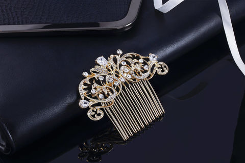 Carina,Bridal,Comb,Weddings,Accessories,gold_hair_comb,bridal_hair_comb,crystal_hair_comb,wedding_hair_comb,gold_comb,rhinestone_hair_comb,crystal_comb,bridal_comb,wedding_comb,bridal_hair_piece,bridesmaid_hair_comb,wedding_veil_comb,gold_crystal_comb