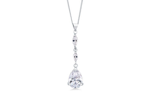 Hadley,Bridal,Necklace,Weddings,Jewelry,pendant_necklace,CZ_necklace,CZ_jewelry,bridal_jewelry,wedding_jewelry,bridal_necklace_set,wedding_necklace_set,crystal_necklace,statement_necklace,drop_necklace,necklace_pendant,bridesmaids_necklace,teardrop_necklace