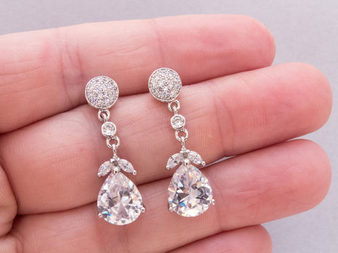Eleanor,Bridal,Earrings,Weddings,Jewelry,bridal_earrings,crystal_earrings,wedding_jewelry,bridal_jewelry,art_deco_earrings,cz_earrings,rhinestone_earrings,white_gold_earrings,statement_earrings,micro_pave_earrings,swarovski_earrings,wedding_earrings,bridesmaids_earrings