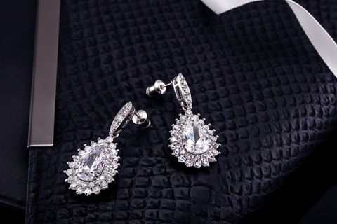 Asher,Bridal,Earrings,Weddings,Jewelry,bridal_earrings,wedding_earrings,crystal_earrings,bridesmaids_earrings,bridesmaids_jewelry,white_gold_earrings,CZ_earrings,zirconia_earrings,zircon_jewelry,rhinestone_earrings,tear_drop_earrings,pave_earrings,statement_earrings