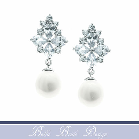 Skylar,Bridal,Earrings,Weddings,Jewelry,pearl_bridal_earring,bridal_earrings,wedding_earrings,bridal_jewelry,wedding_jewelry,bridesmaids_earrings,crystal_earrings,bridal_earring_drop,teardrop_earrings,wedding_pearls,vintage_earrings,pearl_drop_earrings,drop_earrings
