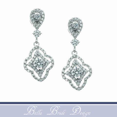 Tara,Bridal,Earrings,Weddings,Jewelry,bridal_earring,crystal_earrings,cz_earring,cubic_zirconia,bridal_jewelry,wedding_earring,diamond_earringsw,wedding_jewelry,bridesmaid_gift,bridesmaids_earrings,chandelier_earrings,rhinestone_earrings,bridesmaid_jewelry