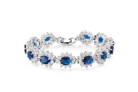 Quinn,Bridal,Bracelet,Weddings,Jewelry,blue_bridal_bracelet,blue_wedding_jewelry,sapphire_bracelet,crystal_bracelet,statement_bracelet,jeweled_bracelet,wedding_bracelet,prom_jewelry,blue_bracelet,blue_jewelry,sapphire_jewelry,bella_bride_design,zirconia_bracelet