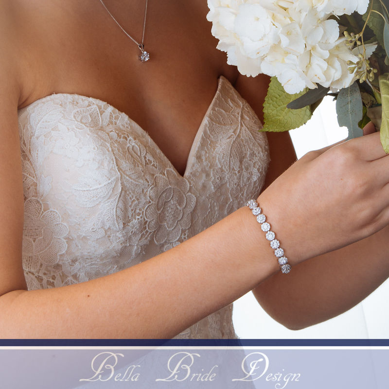 Ainsley Bridal Bracelet  - product image