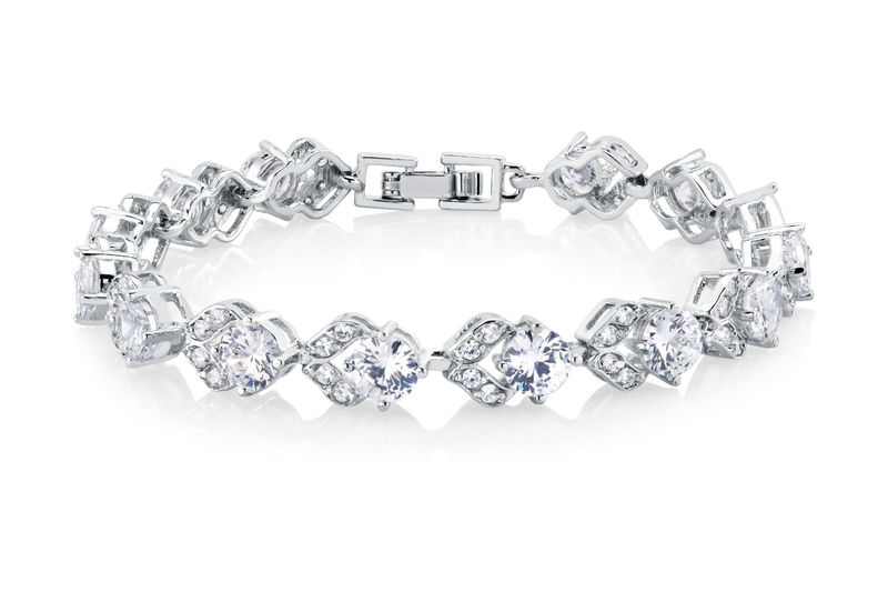 Hollie Bridal Bracelet  - product image
