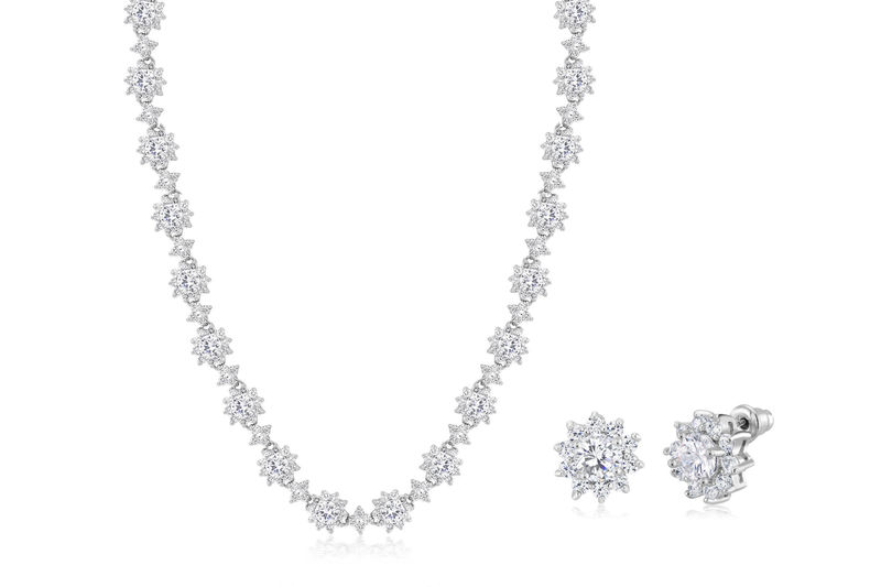 Lorelei Bridal Necklace Set  - product image