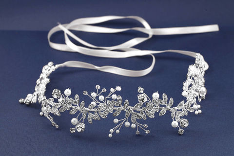 Madison,Bridal,Hair,Vine,Weddings,Accessories,Pearl_Hair_Vine,Wedding_Hair_Vine,Crystal_Hair_Vine,Bridal_Hair_Vine,Wedding_Headband,Silver_Hair_Vine,Bridal_Hairpiece,Wedding_Hairpiece,Rhinestone_Hair_Vine,Floral_Hair_Vine,Bridal_Tiara,Wedding_Tiara,Pearl_Crystal_Vine