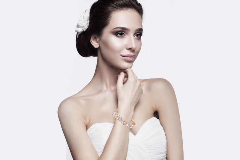 Lilianna Bridal Bracelet  - product image