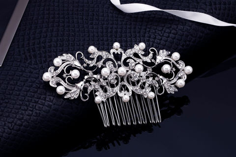 Ryan,Bridal,Comb,Weddings,Accessories,crystal_comb,bridal_comb,wedding_comb,wedding_jewelry,rhinestone_comb,pearl_comb,bridesmaids_comb,bridal_headband,pearl_hair_pin,pearl_bridal_comb,pearl_hair_accessory,veil_comb,wedding_hair_comb