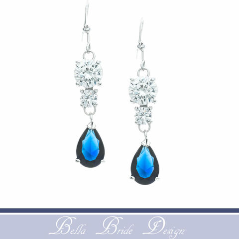 Kenzie,Bridal,Earrings,Weddings,blue_wedding_earring,sapphire_earrings,bridal_earrings,wedding_earrings,crystal_earrings,crystal_jewelry,hook_earrings,prom_earrings,french_hook_earrings,nickel_free_earrings,bridal_jewelry,bridesmaids_earrings,rhinestone_earrings
