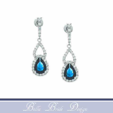 Allie,Bridal,Earrings,Weddings,blue_wedding_earring,wedding_earring_blue,bridesmaids_earrings,sapphire_earrings,crystal_drop_earring,bridal_earrings,cz_earrings,wedding_earrings,wedding_jewelry,statement_earrings,drop_earrings,cz_jewelry,nickel_free_earrings