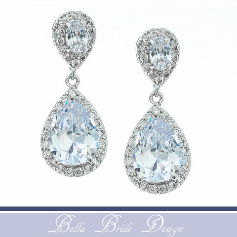 Ava,Bridal,Earrings,Weddings,Jewelry,rhinestone_earrings,statement_earrings,crystal_earrings,bridal_earrings,wedding_earrings,swarovski_earrings,drop_earrings,stud_earrings,bridesmaids_earrings,wedding_jewelry,rhinestone_jewelry,white_gold_earring,cz_earrings,cubic zirconia
