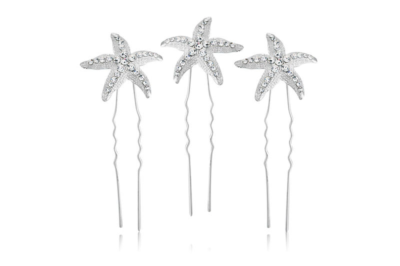Starfish Hair Comb - product image