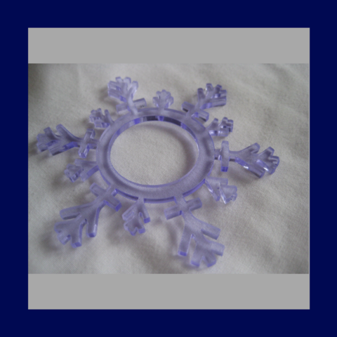 Ice,Blue,Acrylic,snowflake,napkin,ring/coaster,Frozen,style,FREEPOST,UK,Housewares,snowflake_napkin,serviette_ring,napkin_ring,christmas_table,winter_napkin_ring,frozen_party,christmas_party