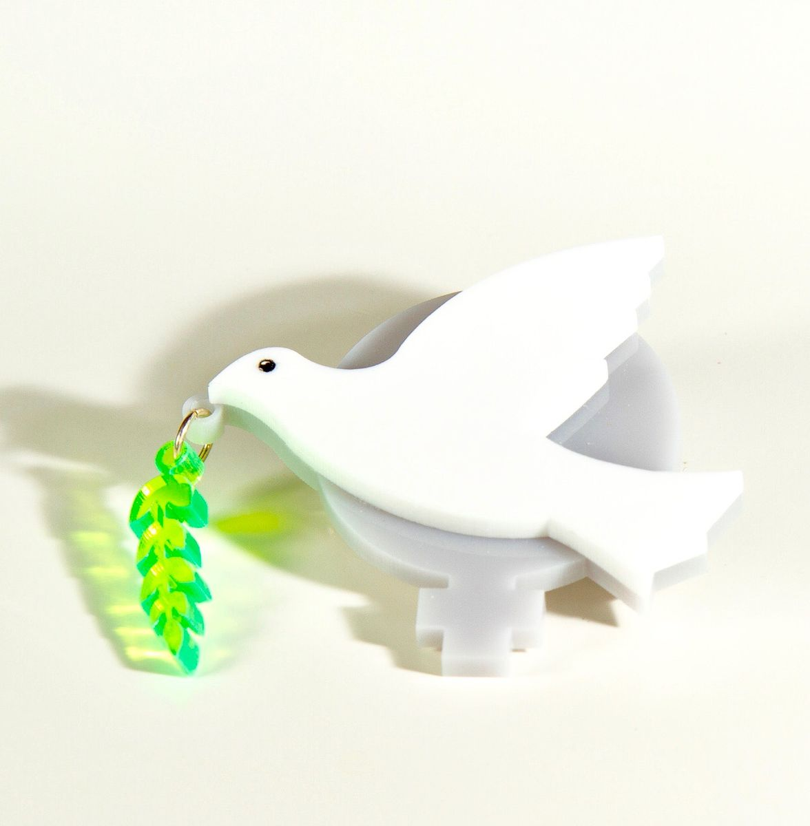 Women for Peace Brooch FREEPOST UK - product images  of