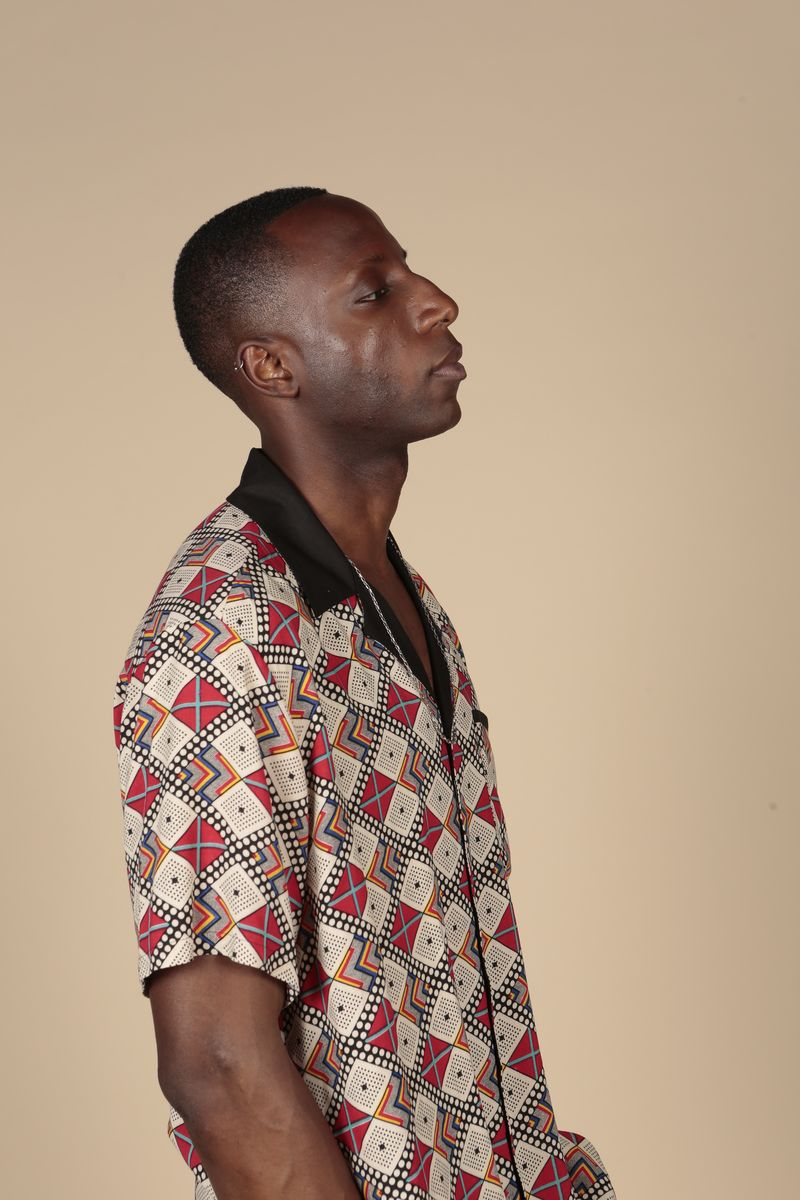 Red Diamond Aztec Shirt  - product images  of