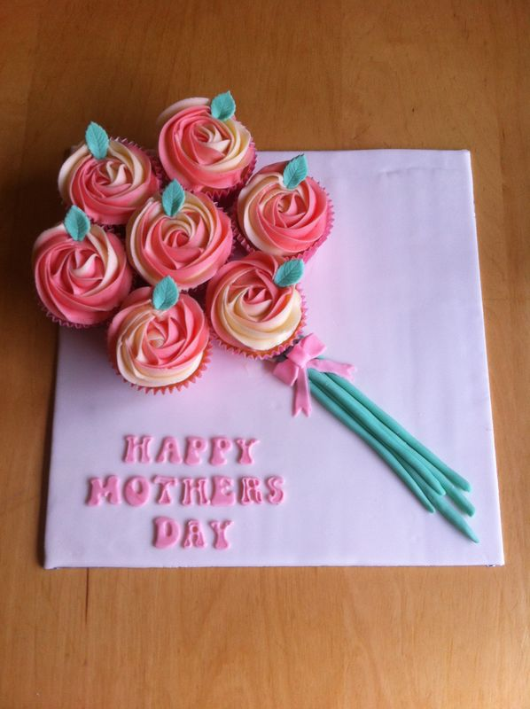 Mothers day cupcake boards - product images  of