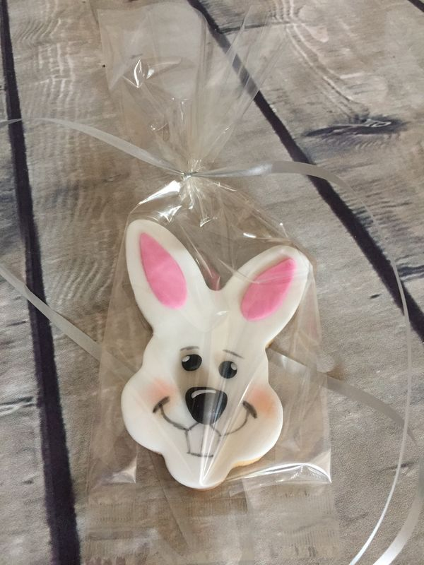 Easter Bunny cookie - product images  of