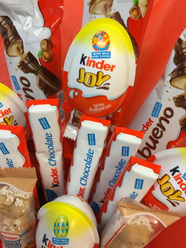 Kinder Chocolate Bouquet - product images  of