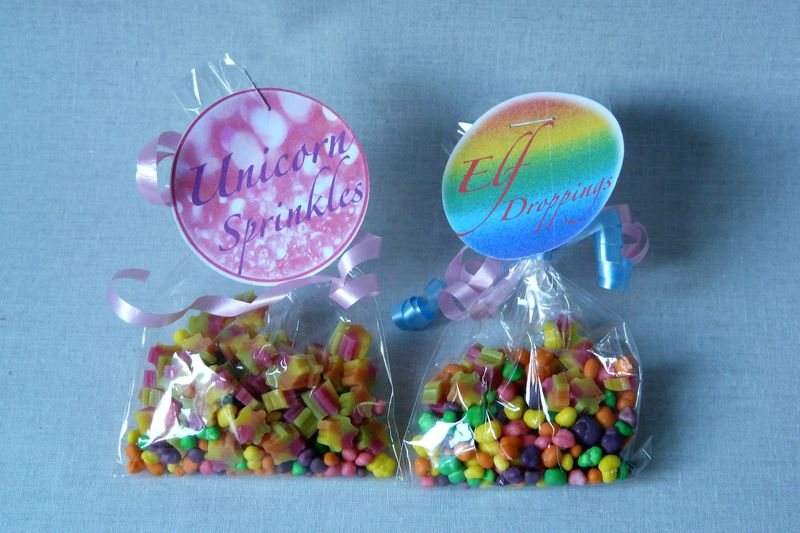 Elf droppings or unicorn sprinkles - product images