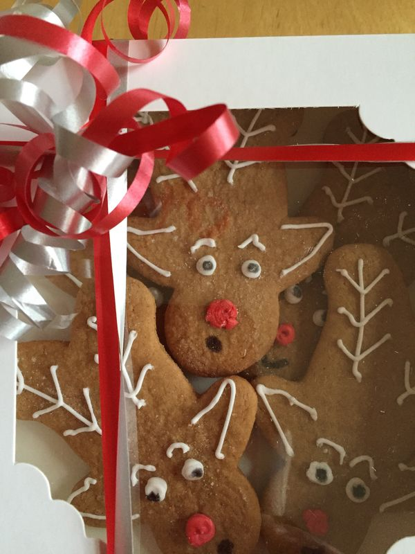 Reindeer cookies - product images  of
