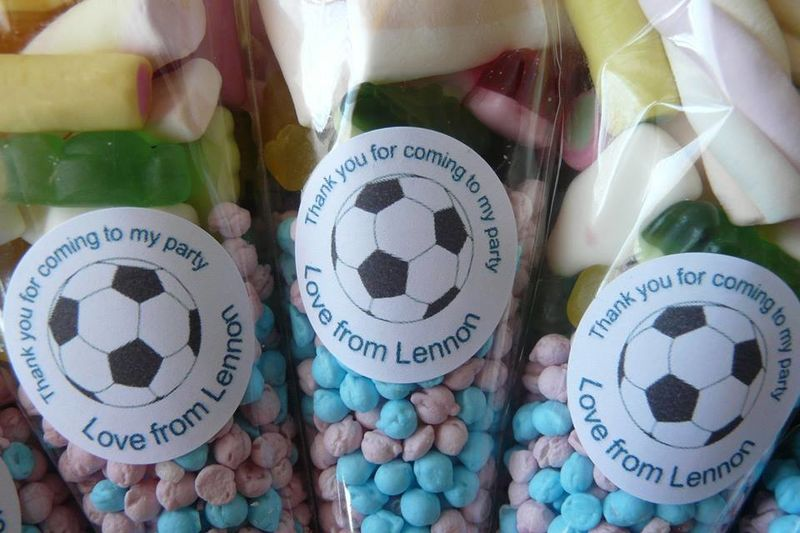 Football themed sweetcone - product images  of