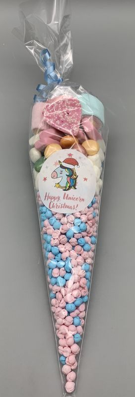 Christmas themed sweet cone - product images  of
