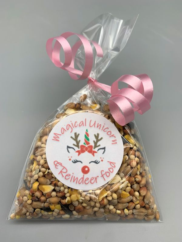 Unicorn and reindeer food - product images