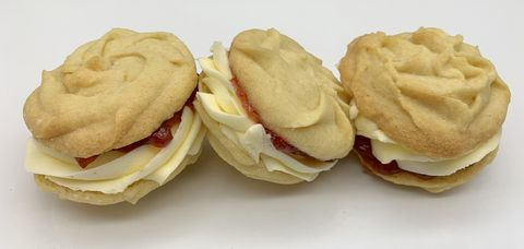 Viennese,Whirls,Viennese whirls, weekly treats, edible treats, Tonbridge