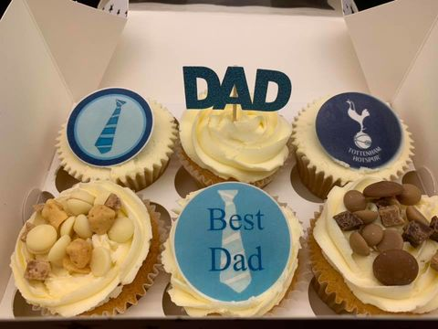 Fathers,day,cupcakes,fathers day cupcake tonbridge
