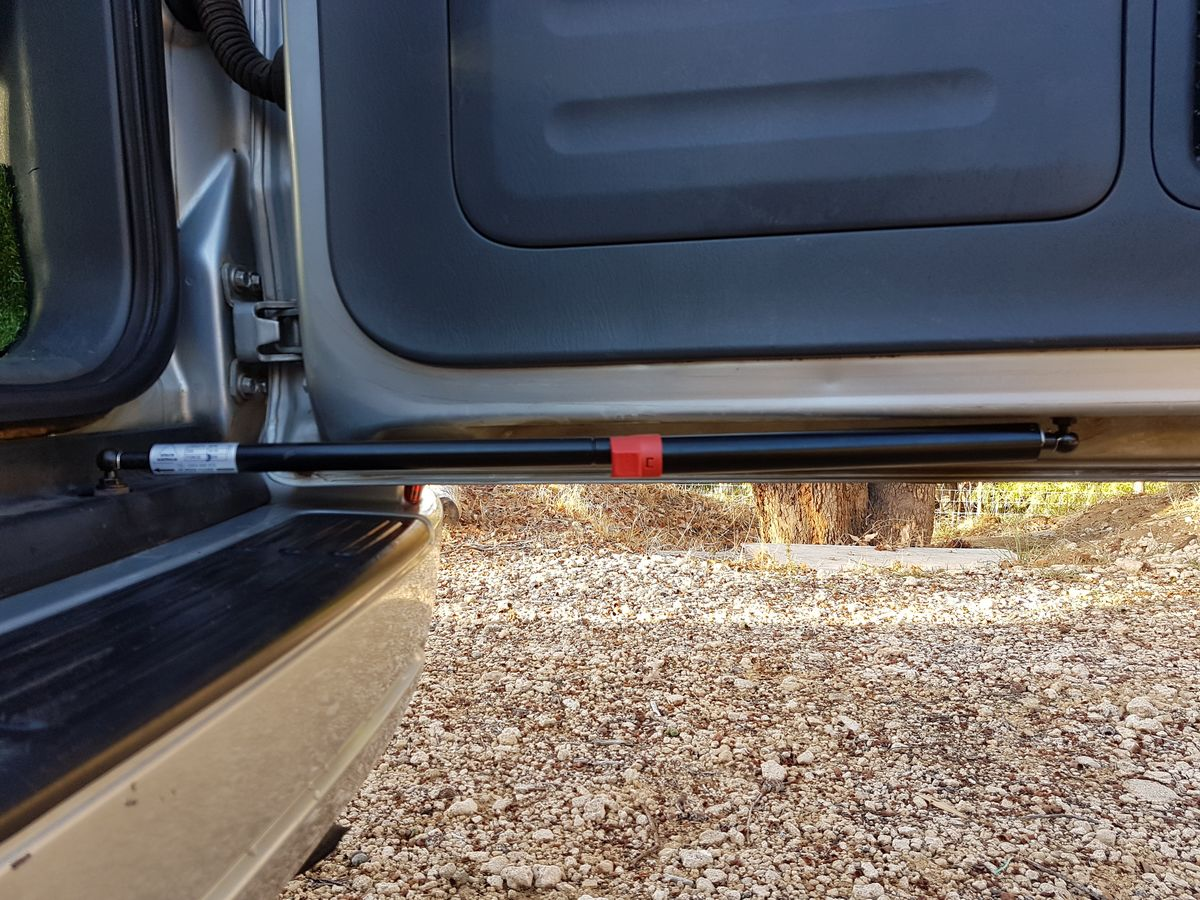 Prado 120 Series Rear Door Strut - product images  of