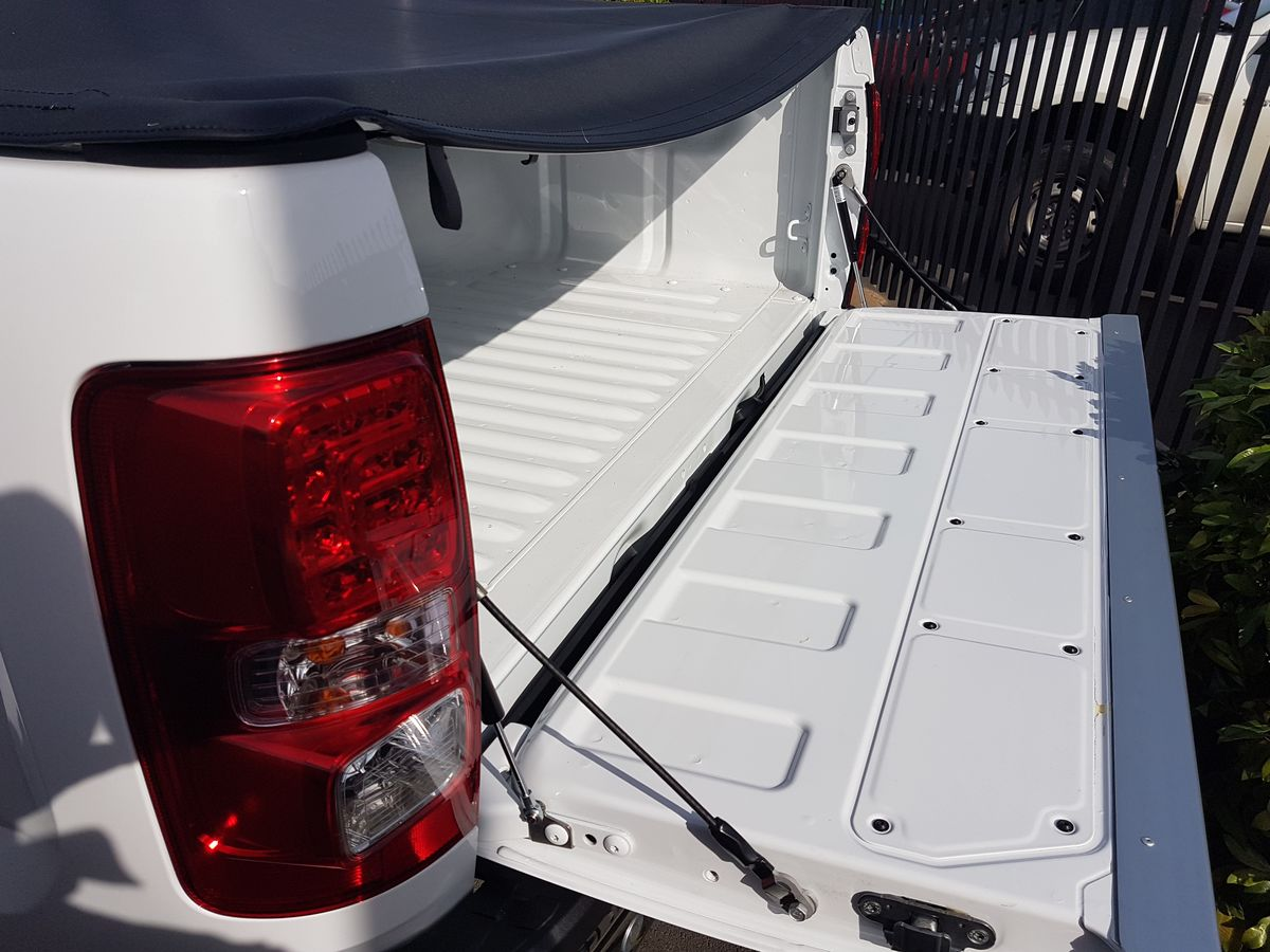 Holden Colorado RG Tailgate Strut Kit - product images  of