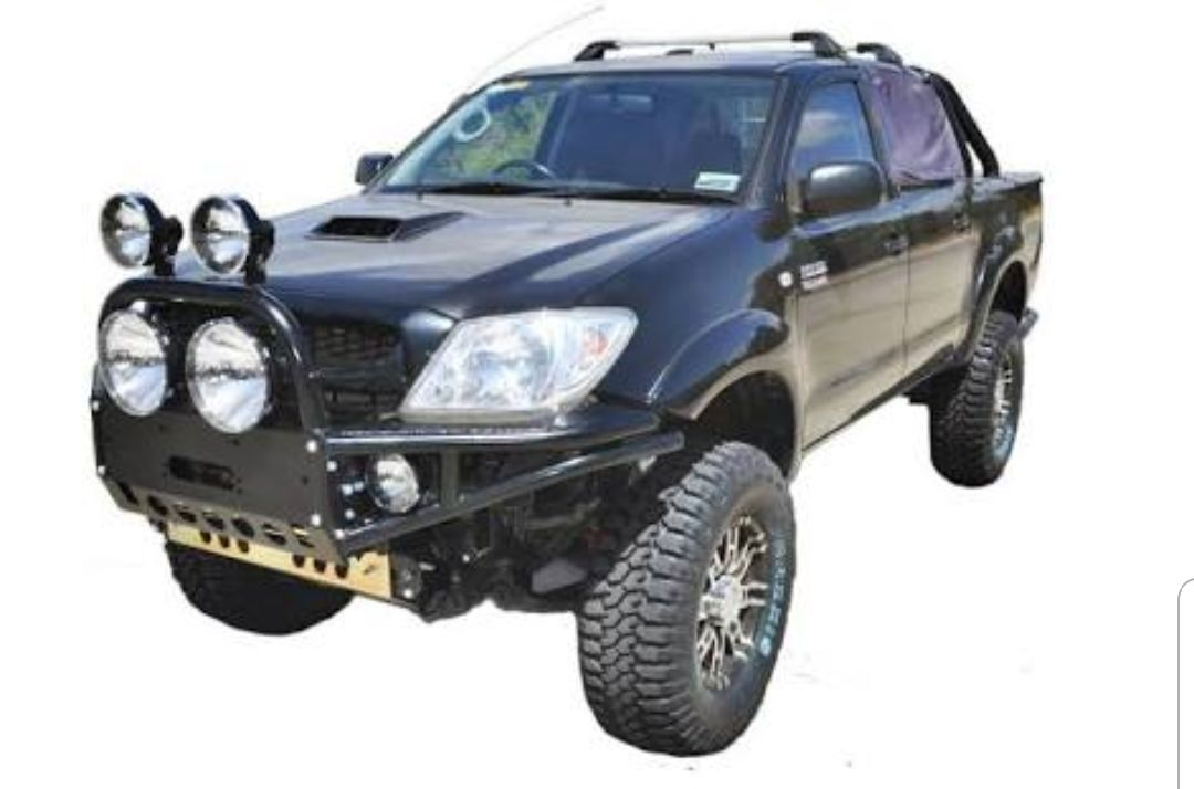 2005-2015 Hilux tailgate strut kit - product images  of