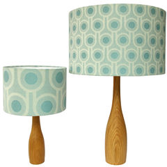 Benedict Blue lampshade - product images 1 of 6