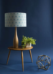 Benedict Blue lampshade - product images 6 of 6
