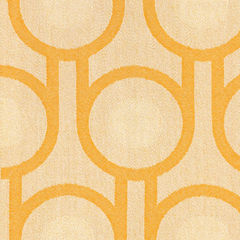 Benedict Dawn Large Repeat woven wool fabric - product images 2 of 4