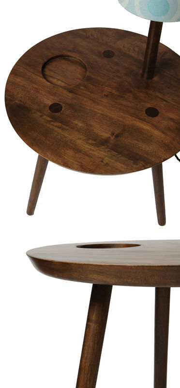 Ava lamp table - product image