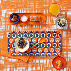 Birch Tray - Blueberries and Oranges - product images 2 of 4