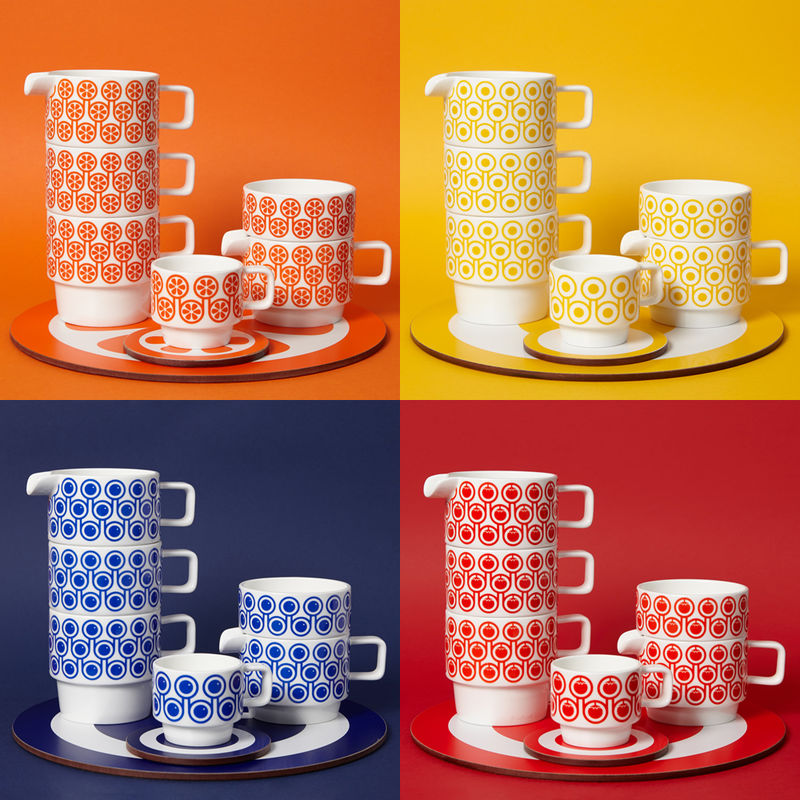 ceramics tea set - product image