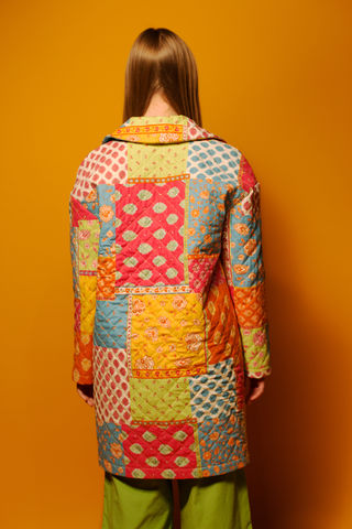 Patchwork Coat - product images  of