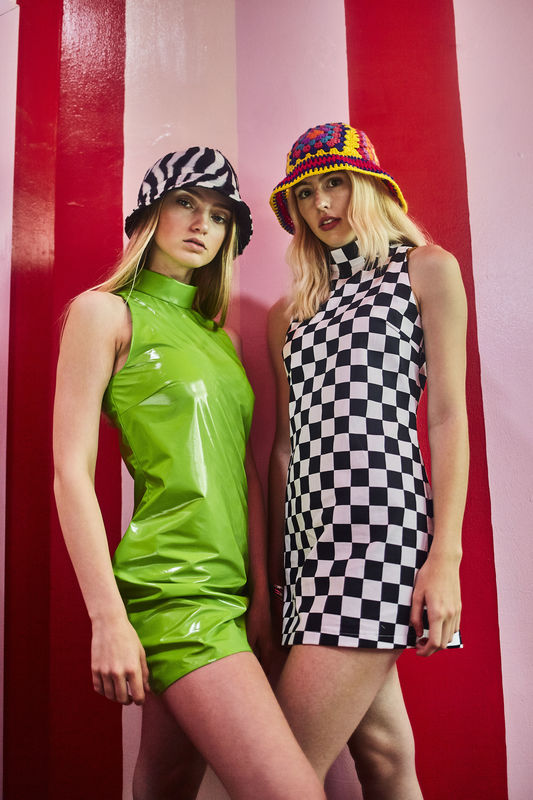 The Checkerboard Dress - product images  of