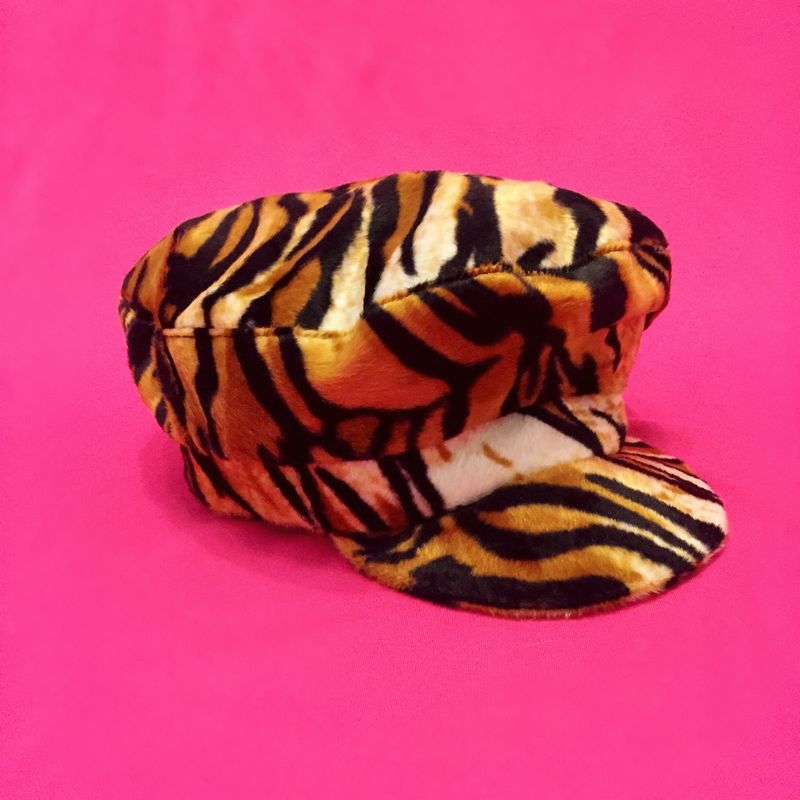 Tiger Baker Boy Hat - product images  of