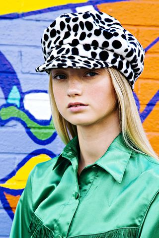 Dalmatian Baker Boy Hat - product images  of