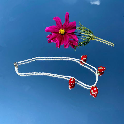 Strawberry Choker - product images  of