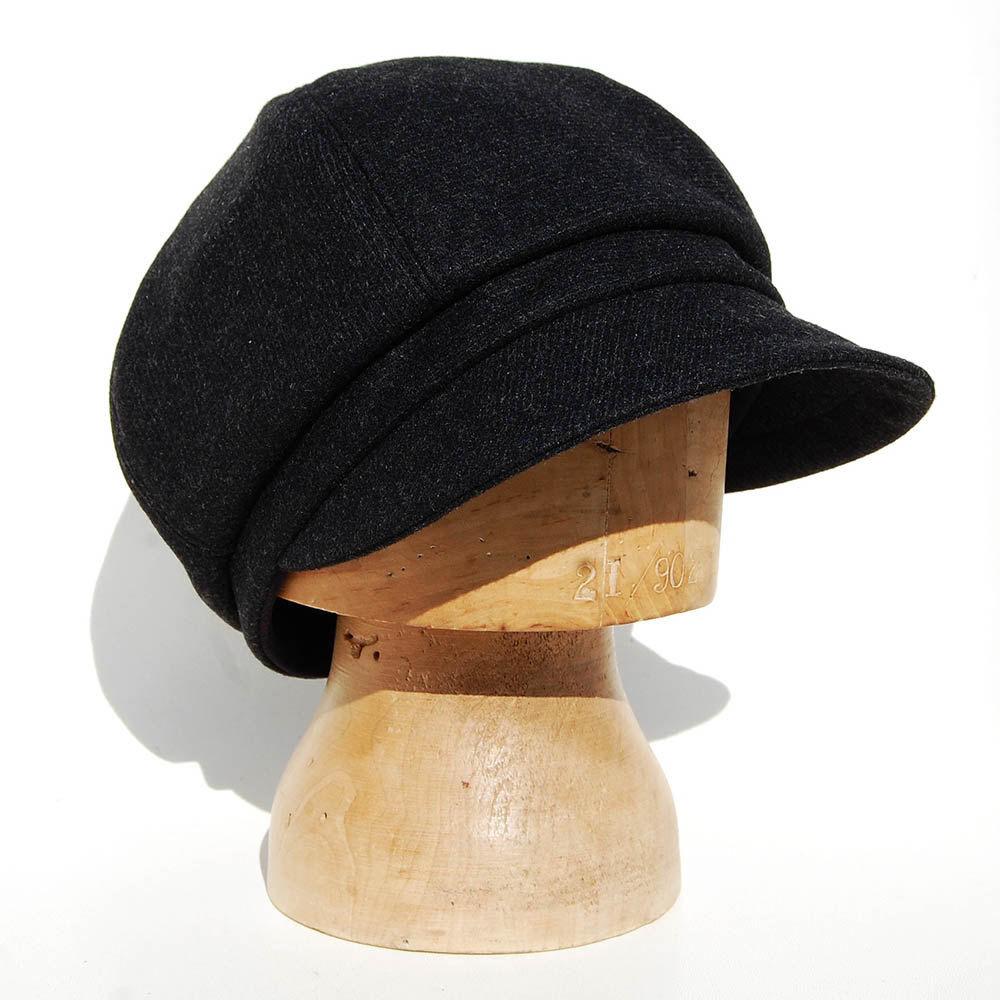 63053934d960b ... Wool Captains cap ZUTjean - product images of ...